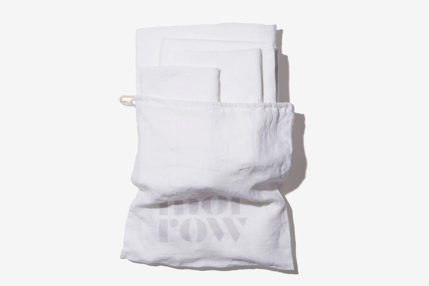 Heirloom French Linen Sheet Set