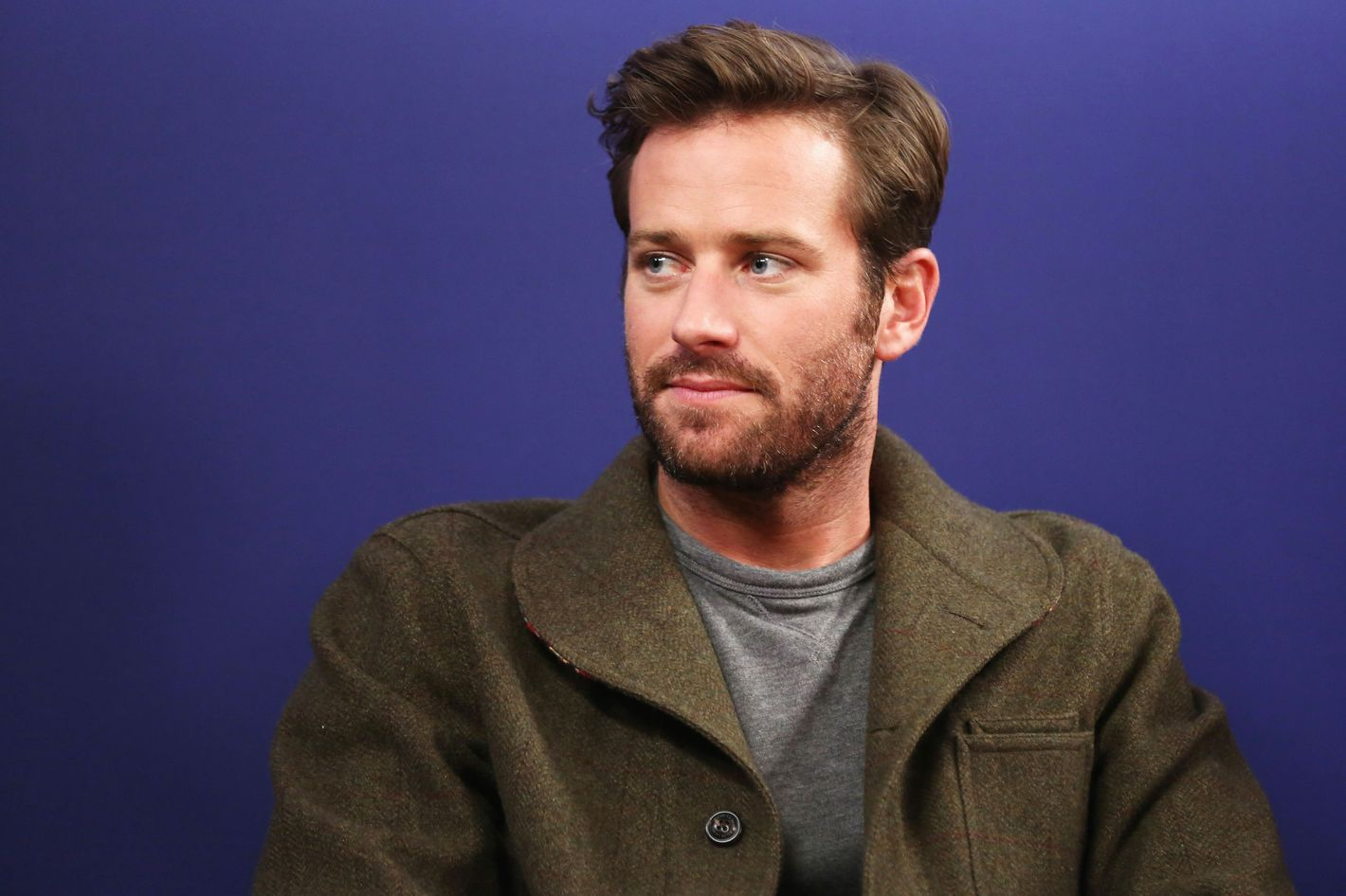 Armie Hammer Signs Annapurna's Untitled Thriller - DesiMartini
