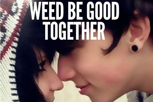 online dating for stoners