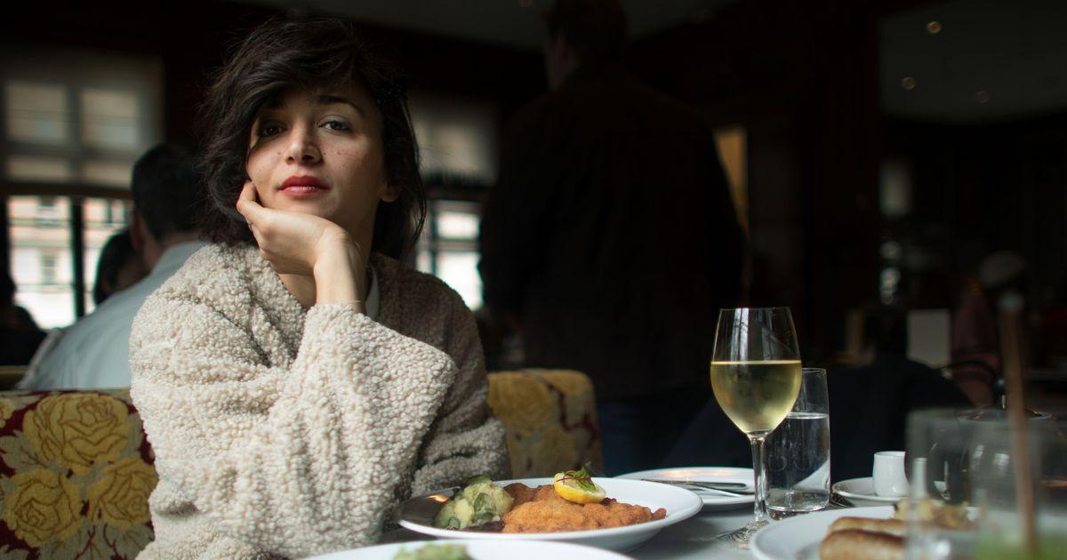 Artist Laila Gohar Just Wants Dinner to Be Easy