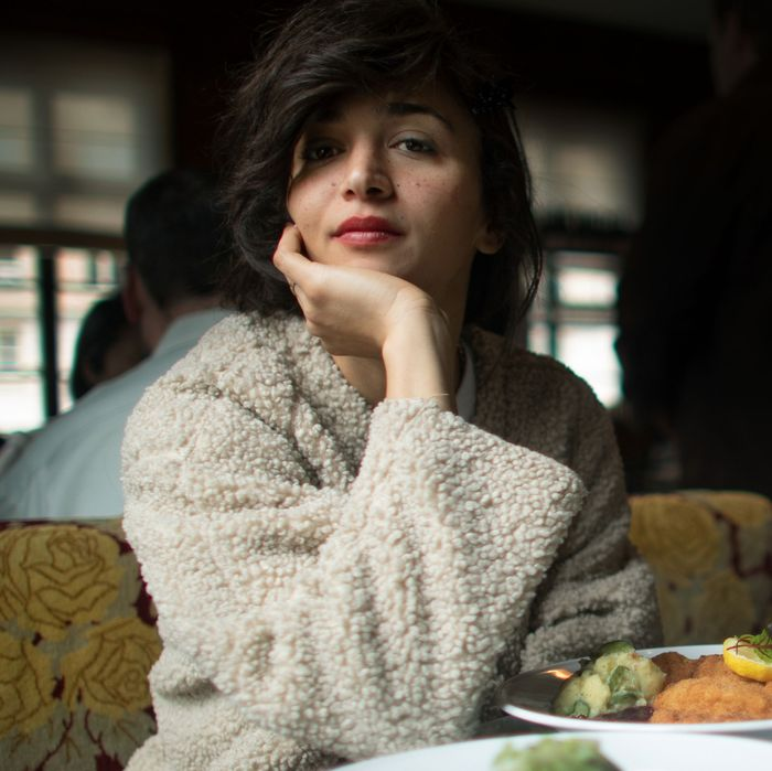 Laila Gohar Just Wants Dinner to Be Easy