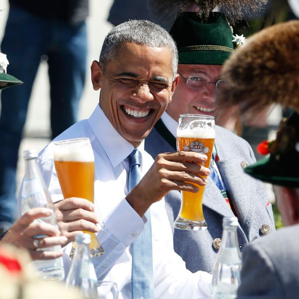 Did Obama Really Order a Nonalcoholic Beer?