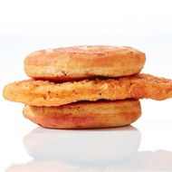 McDonald's Is Fiddling Around With a Chicken-and-Waffles Sandwich