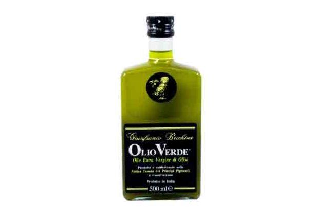Olio Verde Extra-Virgin Olive Oil