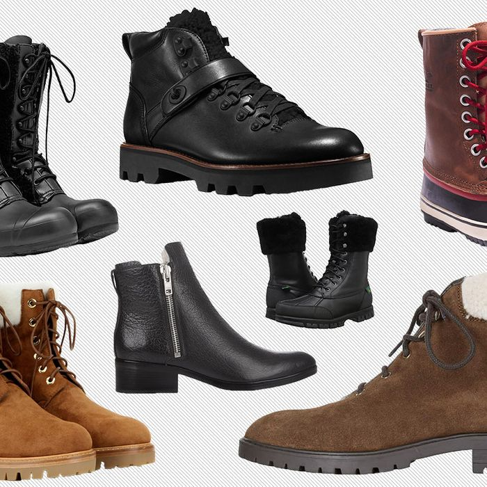 12 warm shearling boots to buy before winter