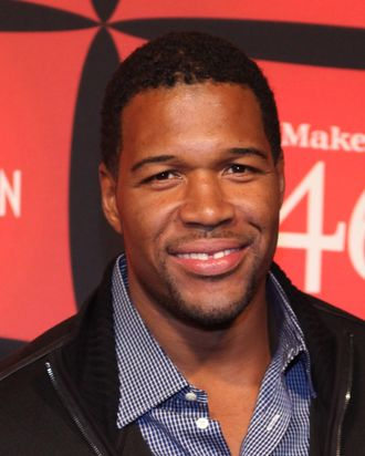 Michael Strahan attends ESPN The Magazine's