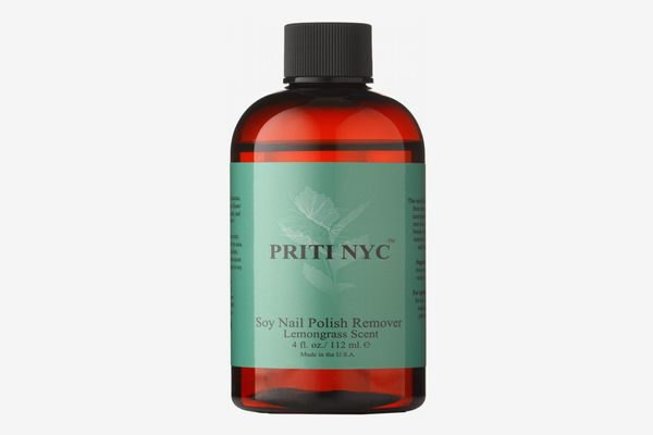Priti Non-Toxic Soy Nail Polish Remover