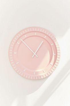 Ridged Wall Clock