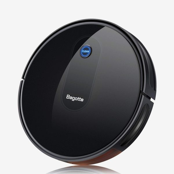 Bagotte BG600 Robot Vacuum Cleaner, Upgraded 1500Pa Strong Suction
