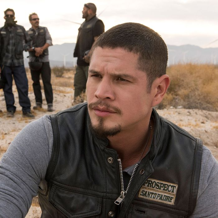 Mayans Sons Of Anarchy