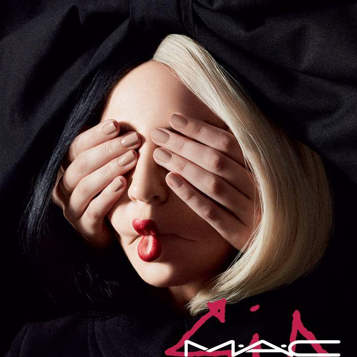 M.A.C Viva Glam x Sia lipstick.