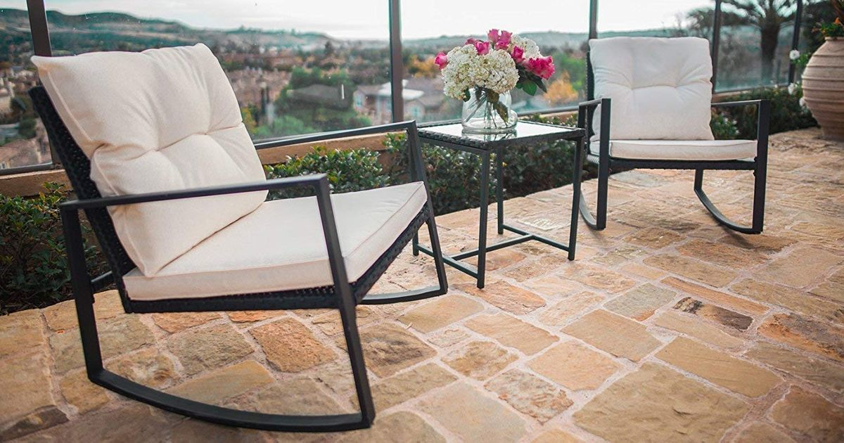 The Best Patio-Furniture Sets, According to Hyperenthusiastic Reviewers
