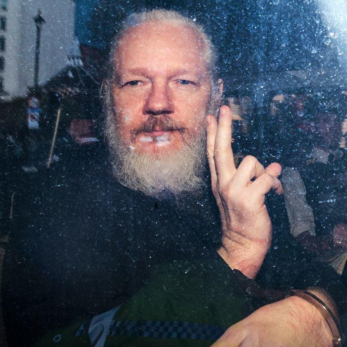 Julian Assange Indictment: Read the Full Document