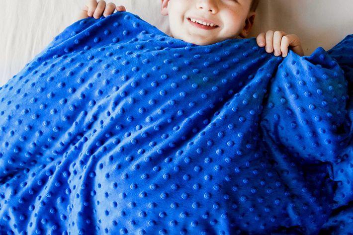 Harkla Weighted Blanket for Kids