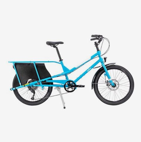 Yuba Kombi Step-Through Compact Cargo Bike