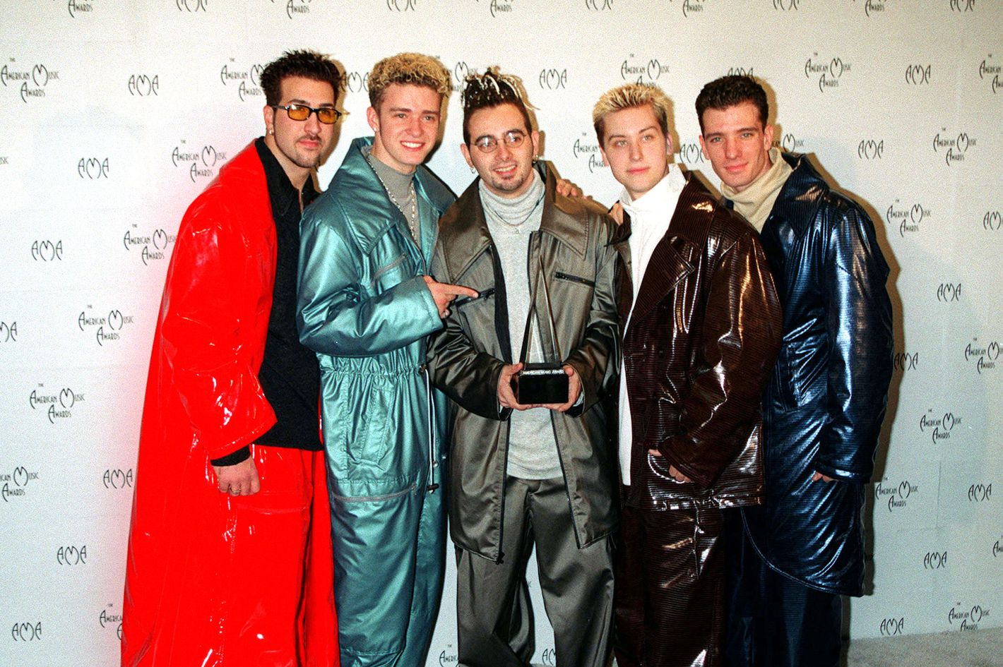 Nobody Told Lance Bass About the New \'N Sync Album