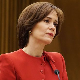 Do Not Criticize Marcia Clark In Front Of Sarah Paulson