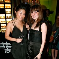 Angela Kim, Arianna Ornelis== SHANGHAI TANG Boutique Opening== Shanghai Tang Boutique, NYC== May 15, 2008== © Patrick McMullan== Photo - DAVID X PRUTTING/PatrickMcMullan.com== ==