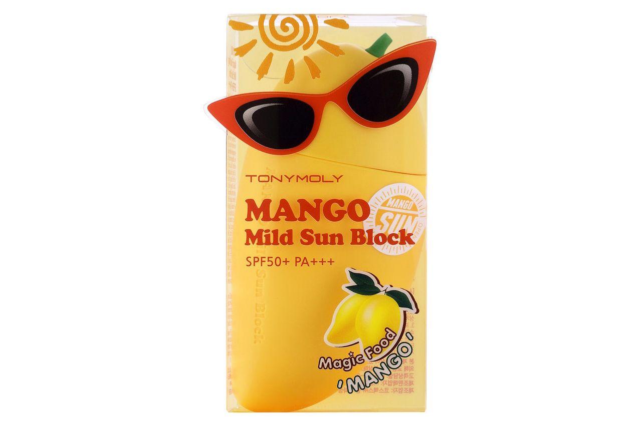TonyMoly Mango Mild Sunblock SPF 50