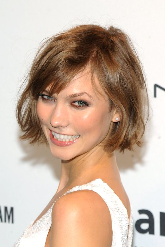 Karlie Kloss at the amfAR New York Gala to kick off Fall 2013 Fashion Week at Cipriani Wall Street In NewYork City on February 6, 2013