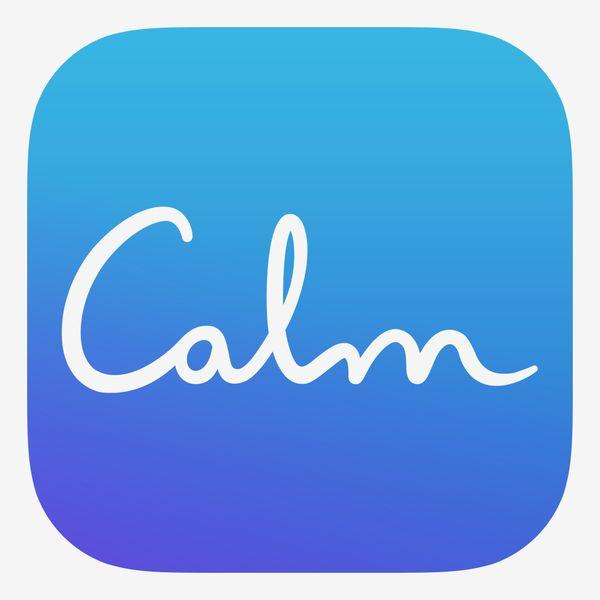 Calm App Annual Subscription