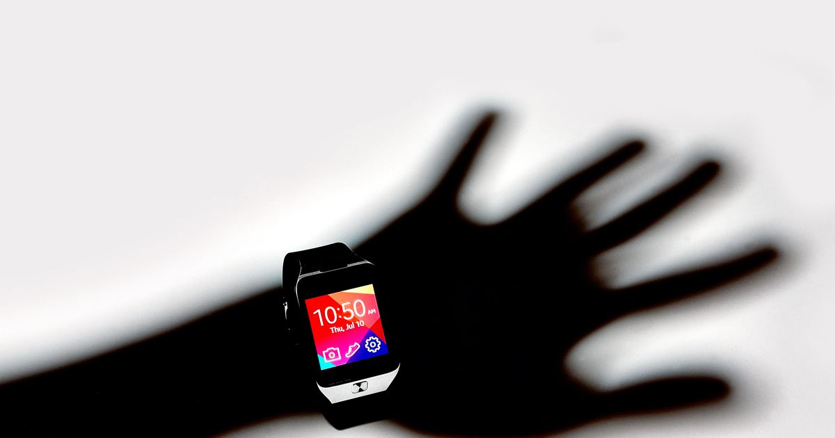 Does Anyone Outside Silicon Valley Even Want a Smartwatch?