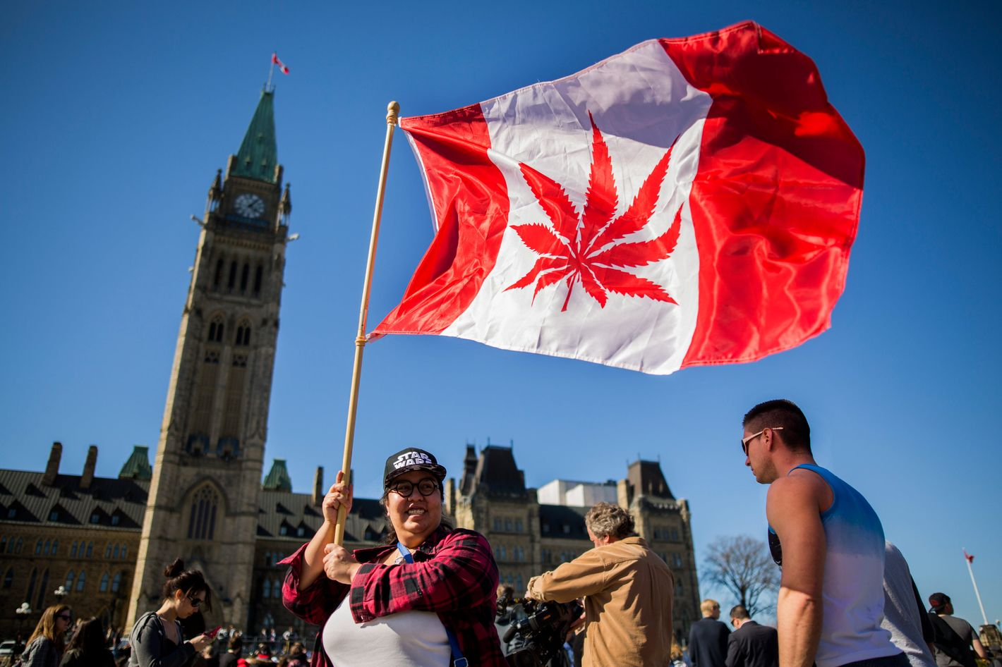 Canada\'s Government Has a Plan to Legalize Recreational Weed