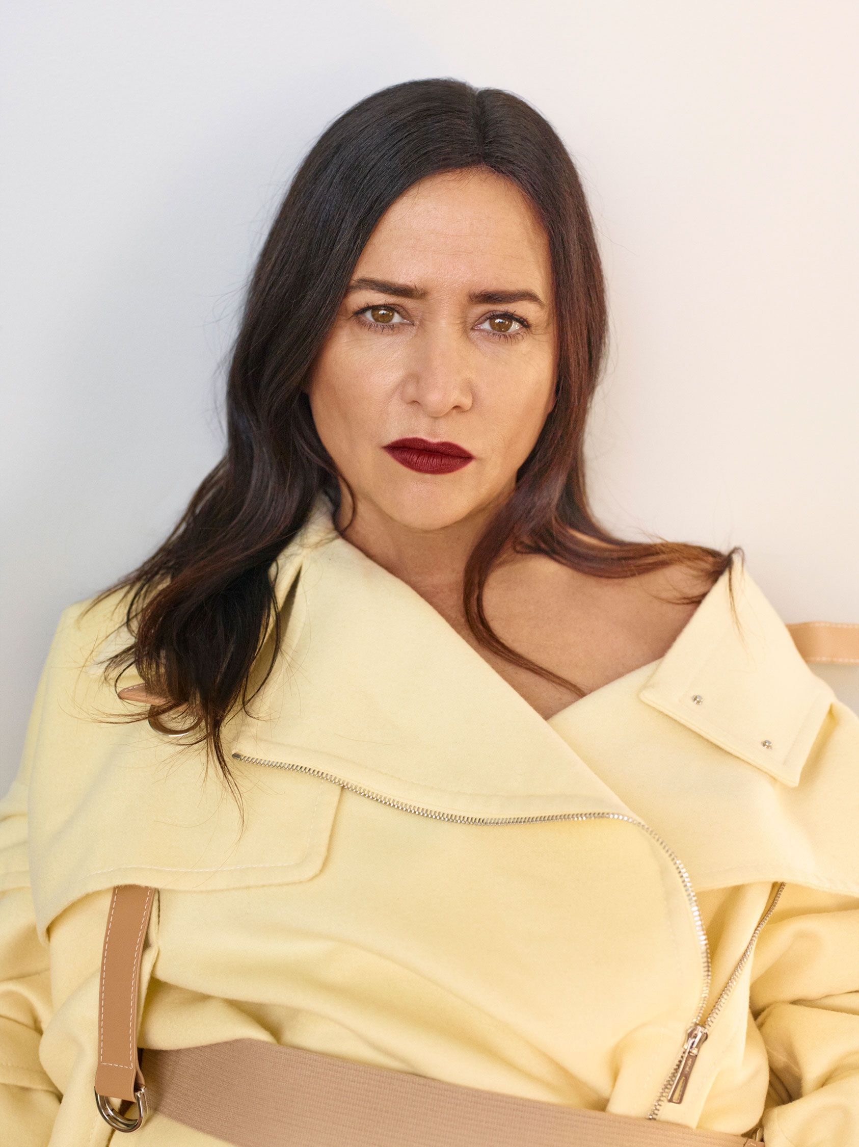 Pamela Adlon Is the Cut's March Cover Woman