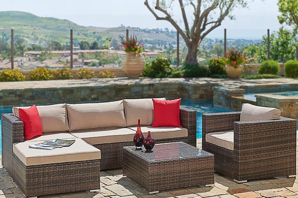 Best Six Piece Patio Furniture Set