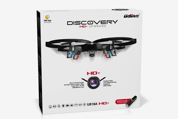 "Force1 Drones Camera – ""UDI U818A Discovery"" Camera Drone"