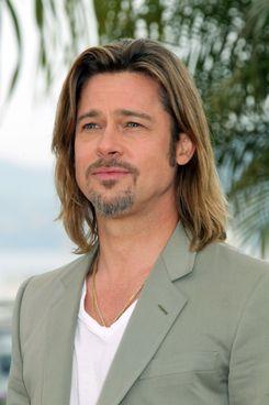 Brad Pitt, designer.