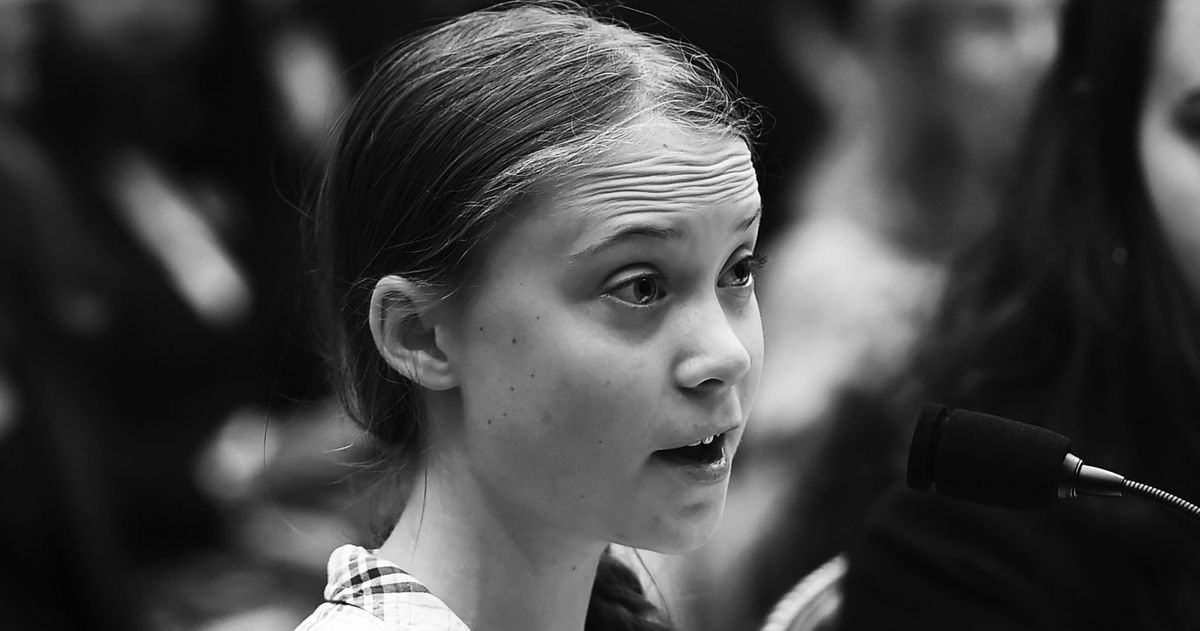 Teen Climate Activists Make Congress Look Like Children