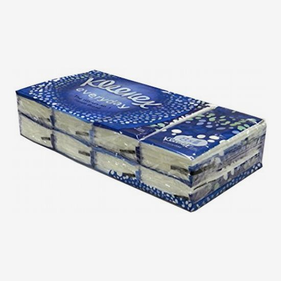 Kleenex Everyday Pocket Tissues, 8-Pack