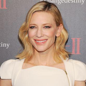 Cate Blanchett Photo Call