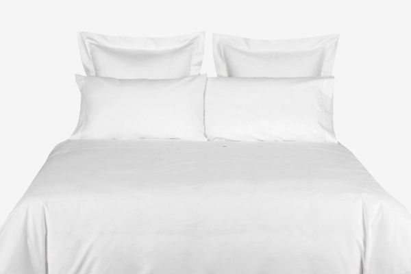 Frette Lux Percalle Sheet Set, Queen