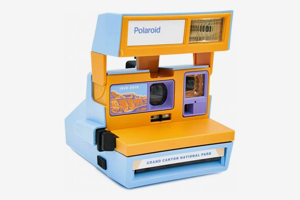Parks Project Grand Canyon Polaroid Camera