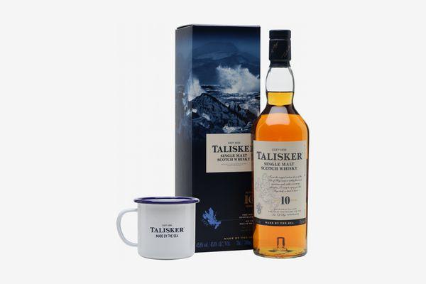 Talisker 10-Year-Old Single Malt Scotch Whisky