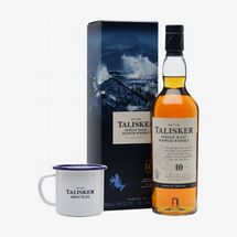 Talisker 10-Year-Old Single Malt Scotch Whisky