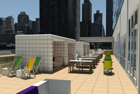 Richard Sandoval Will Add Food to 'New York Largest Outdoor Hotel Space'