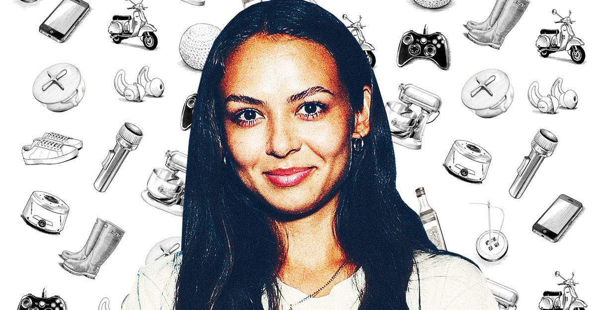 What Sporty & Rich Founder Emily Oberg Can't Live Without