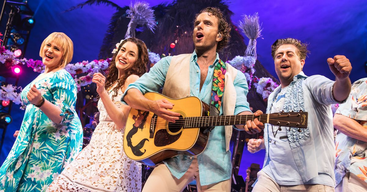 Theater Review: When Margaritaville Comes to Times Square