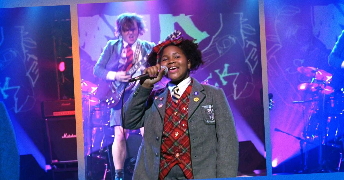 Maryam Hassan Answers Every Question We Have About School of Rock