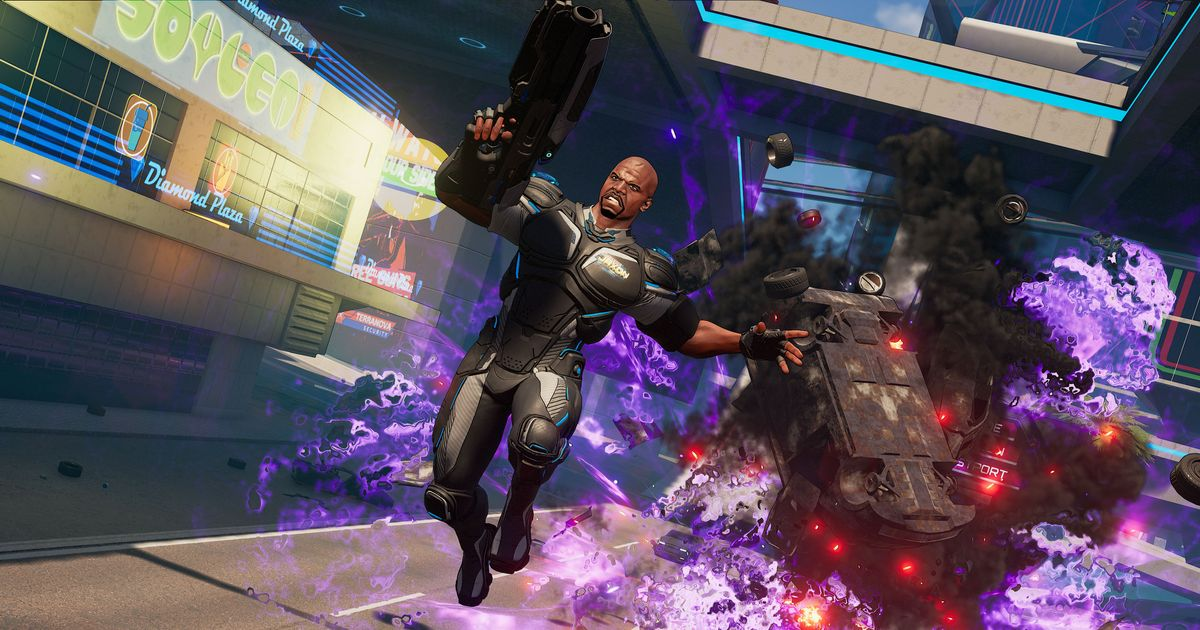 Crackdown 3 Is What It'd Feel Like If Netflix Made a Video Game