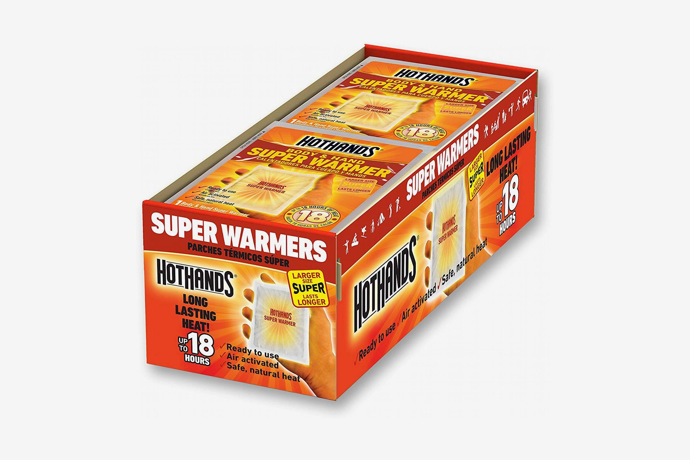 HeatMax Hand & Body Warmer (40 Count)