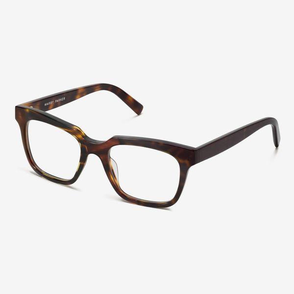 Warby Parker Winston Tortoise Collage I