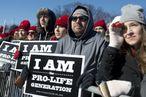 US-POLITICS-ABORTION-MARCH