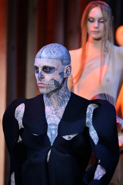 Rick+genest+before+his+tattoos