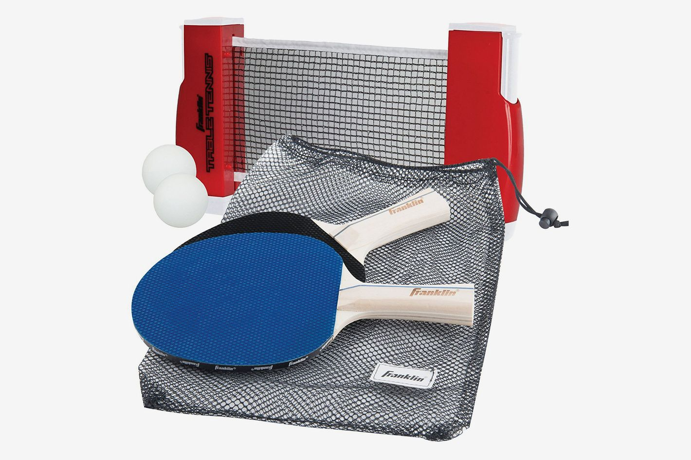 Franklin Sports Table Tennis to Go Set