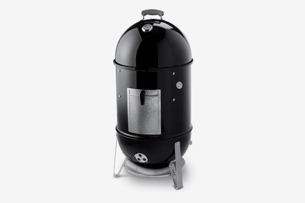Weber 721001 Smokey Mountain Cooker 18-Inch Charcoal Smoker