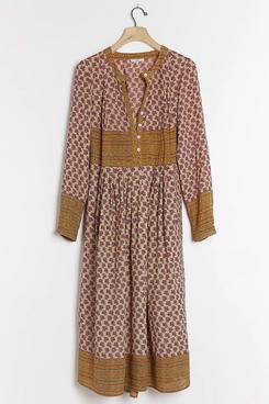 Othilia Marion Midi Dress